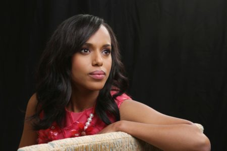 How Kerry Washington is Embracing Nigerian Culture