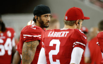 In October, Kaepernick filed a collusion grievance against the NFL.