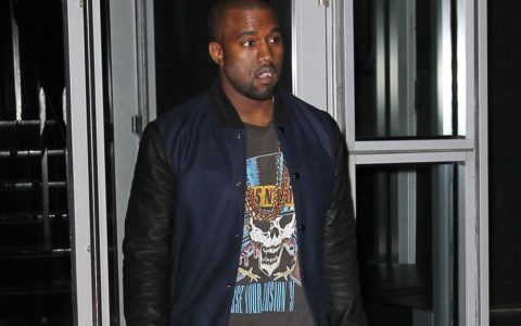 THIS DAY IN FASHION: Kanye Caught in Givenchy