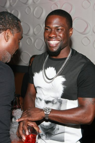 Kevin Hart celebrates his July 6 birthday early at Ohm nightclub in L.A. on the kickoff of the BET Experience.