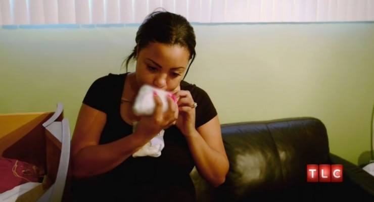 A woman claims to be addicted to smelling and chewing dirty diapers
