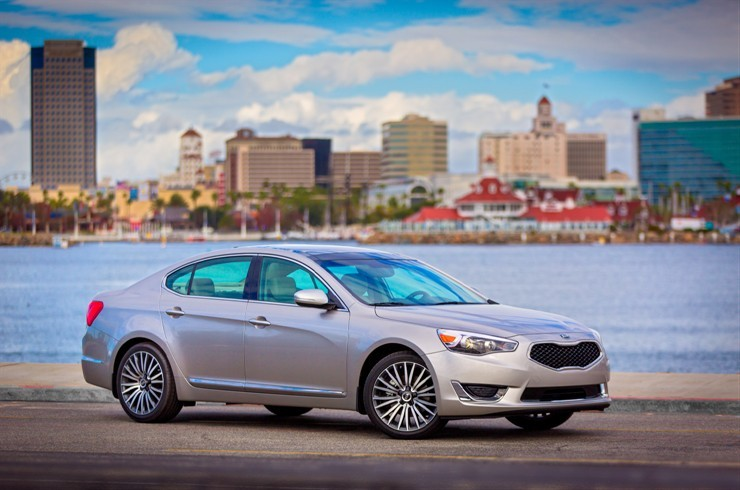 Kia Cadenza becomes the brand's new flagship vehicle
