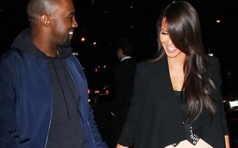 [PHOTOS] Hate or Love It! KIMYE Emerges