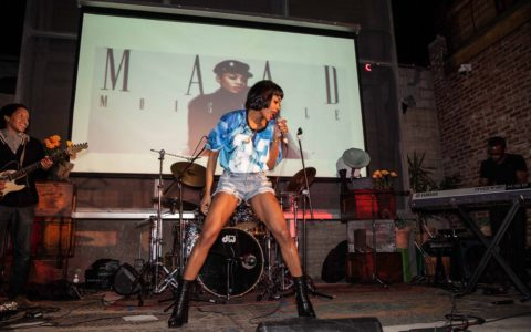 'Lipstick on the Mic' Brings the Noise [PHOTOS]