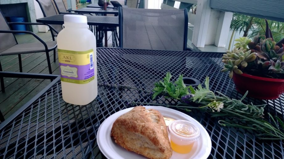 """Stop by the <a href=""""http://www.aliikulalavender.com/"""" target=""""_blank"""">Ali'i Kula Lavender Farm</a> in upcountry and enjoy this to-die-for lavender jelly with a scone and lavender lemonade"""