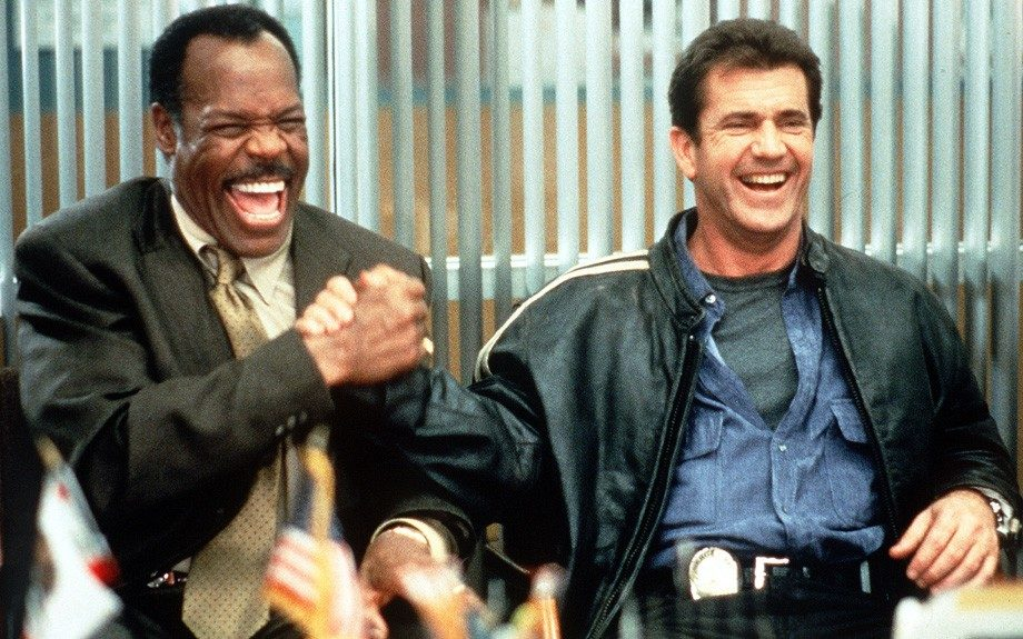 Film veteran Danny Glover held it down for the LAPD as homicide Detective Roger Murtaugh in the Lethal Weapon quadrilogy (1987, 1989, 1992, 1998.) Chris Rock stars as Det. Lee Butters in the fourth installment.