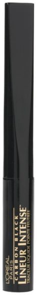 "Who is Catwoman without the ""cat eye""? Try this L'Oréal Lineur Intense Brush Tip Liquid Eyeliner in Carbon.  ($8.99, <a href=""http://www.ulta.com/ulta/browse/productDetail.jsp?productId=xlsImpprod1790019"">www.ulta.com</a>)"
