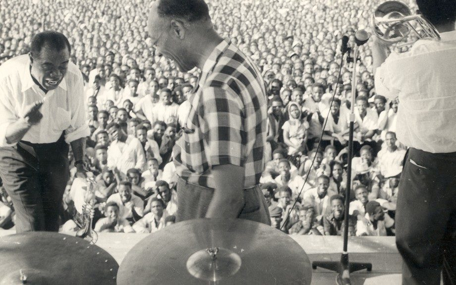 As a bandleader, Armstrong was rivaled by none other than Duke Ellington.