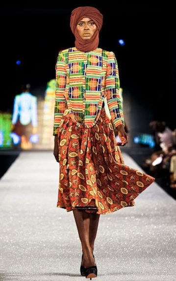 Loza Maléombho (Ivory Coast, West Africa) started her line in 2009 and recently won this year's Emerging Designer of the Year at the Arise Magazine's Fashion Week Awards.