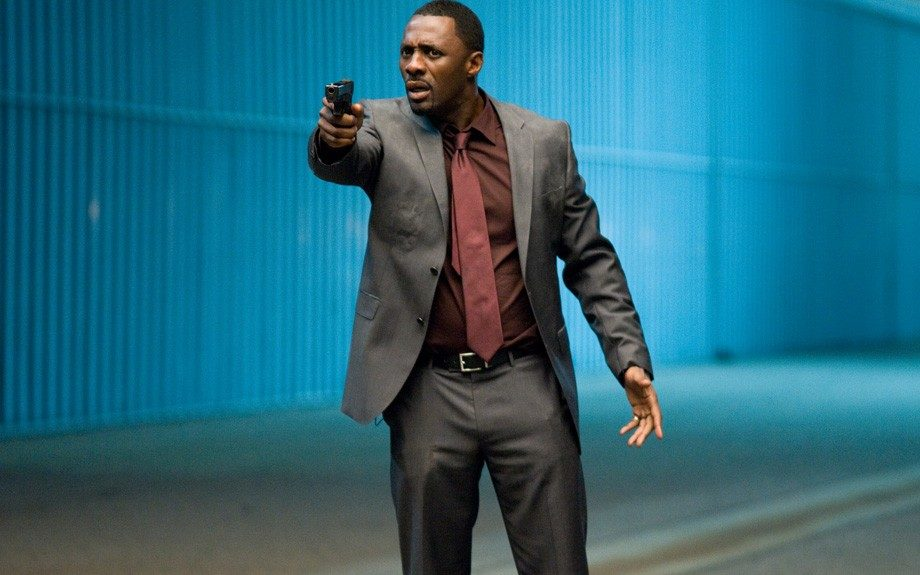Fresh from a Golden Globe win for his portrayal of Detective Chief Inspector John Luther, Idris Elba knows how to deliver a tortured soul in the UK series Luther (2010-present.)