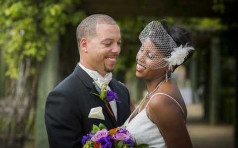 BLACK WEDDING STYLE: Love Gets Better with Time