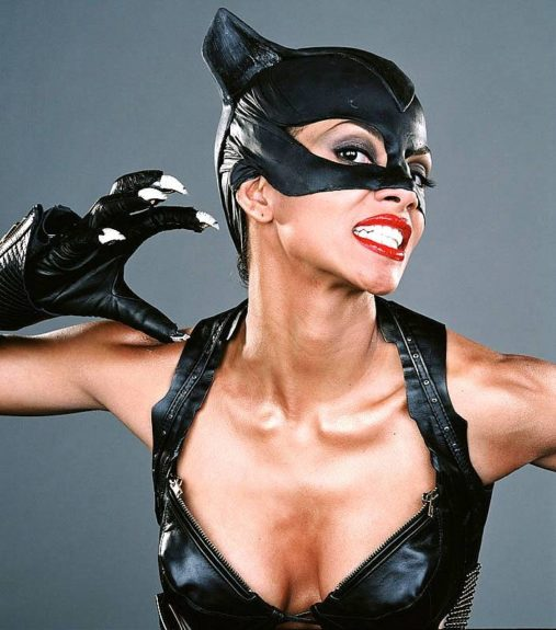 One of our favorite costumes is Catwoman, Halle Berry style. Nothing is better than a classic.