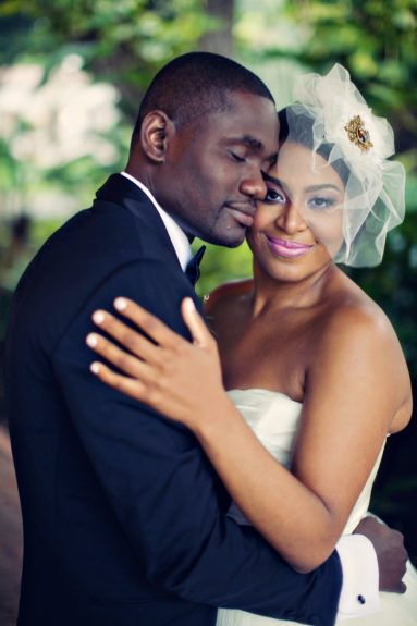 EBONY.com sends our congrats to the newly married couple!