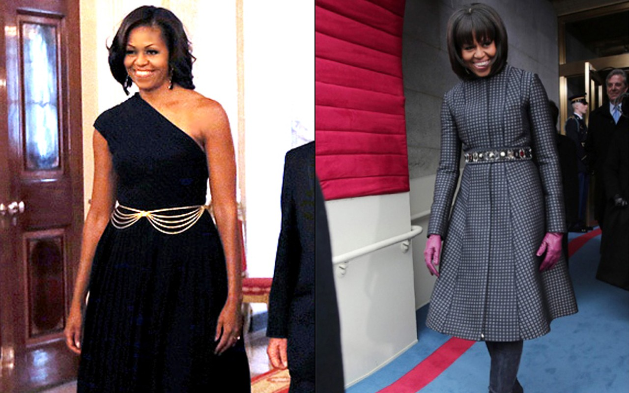 Michelle Obama's Top Style Moments