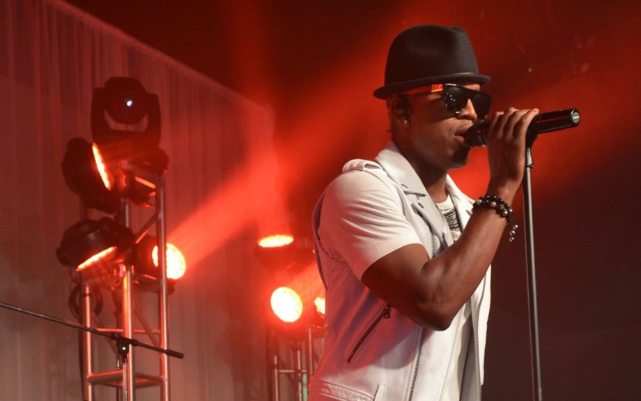 Ne-Yo performs at the Malibu Red Event in Atlanta<br /> (Kee Images Photography)