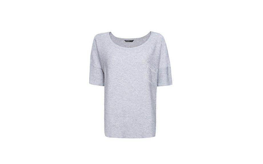 Mango Relaxed-fit Cotton Tee, $34.99 at shop.mango.com