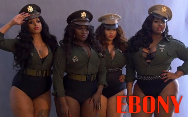Behind the Scenes of EBONY's March Cover Shoot