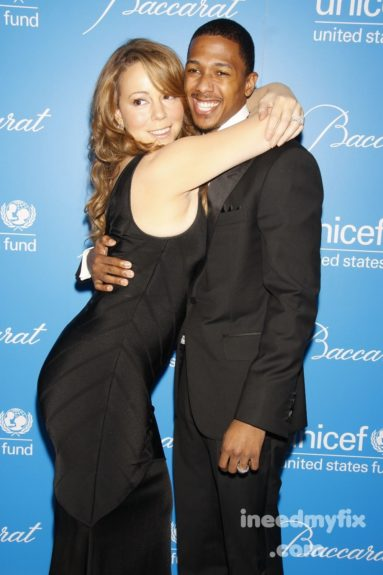 Just after six weeks of dating, Nick Cannon and Pop Diva, Mariah Carey, tied the knot.