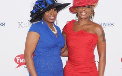 THIS DAY IN FASHION: Celebs Wear Many Hats at the Kentucky Derby