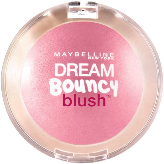 "For a soft, neutral look, dead the rosy red blush for a pale pink like Maybelline's Dream Bouncy blush Pink Plum. $6.49 at <a href=""http://www.target.com/p/maybelline-dream-bouncy-blush/-/A-13896458"">www.target.com</a>."