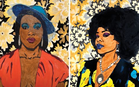 [PHOTOS] Mickalene Thomas: Origin of the Universe