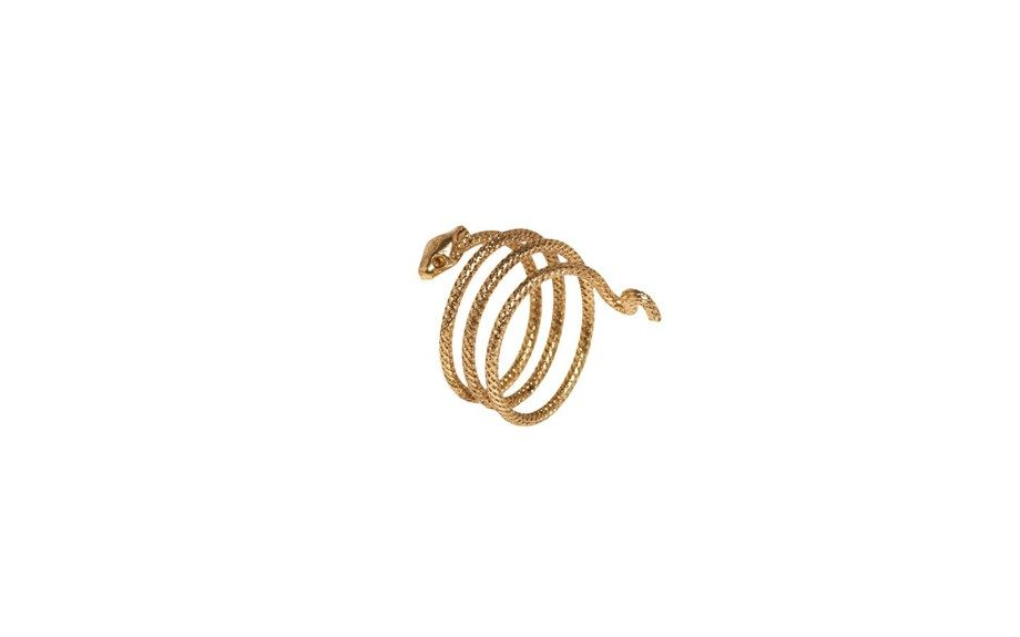 Midnight Coil Ring, $11.99 at modcloth.com