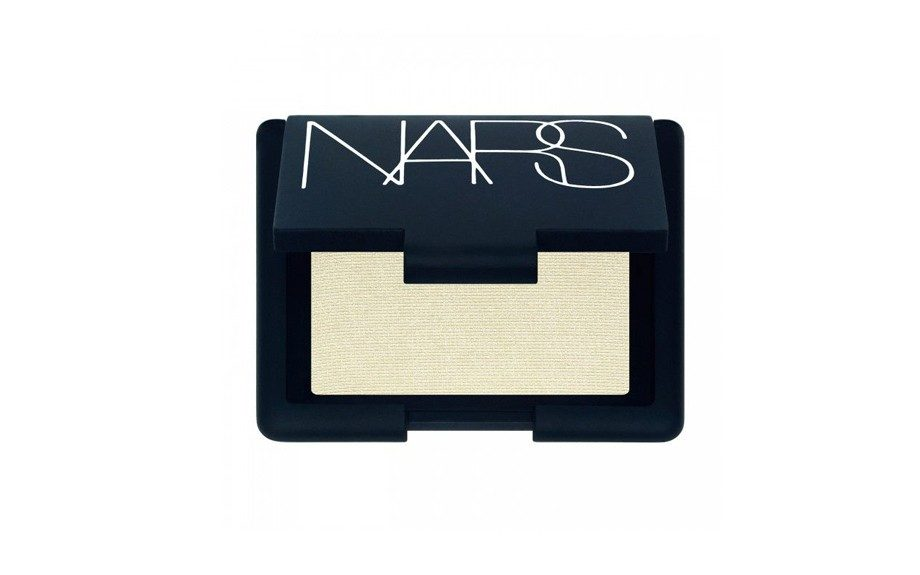NARS: Use NARS Highlighting Blush Powder to enhance your jawline and just under your brows. It looks amazing in photos. $28, sephora.com