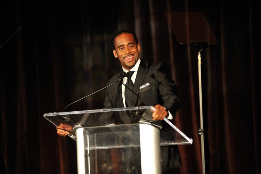 Jeff Johnson is a featured speaker at Top 40 Lawyers Under 40 gala.