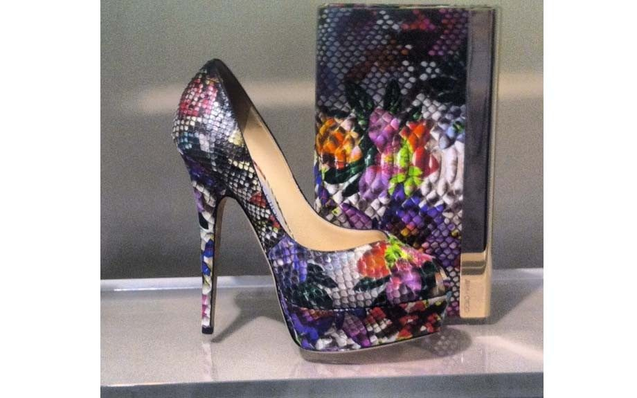 Jimmy Choo Spring/Summer 2013 Collection Preview
