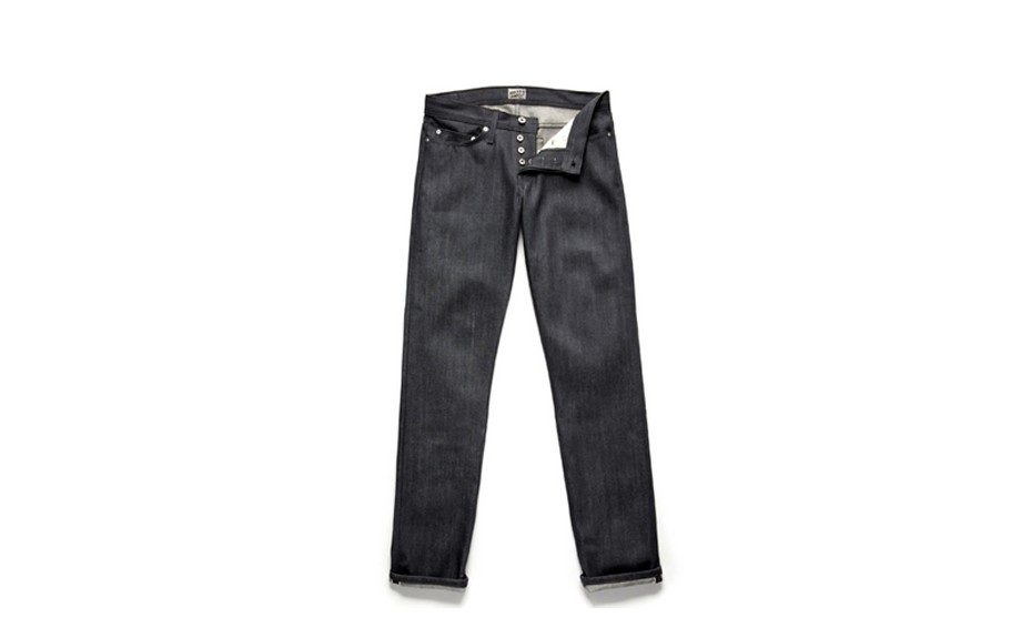 Naked & Famous Weird Guy Selvage Jeans, $135 at parkandbond.com