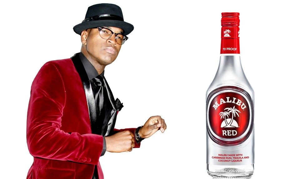 Ne-Yobecame the spokesperson for Malibu Red when it debuted this year. The crooner also worked on the development of the Caribbeanrum and Mexican tequila hybrid.
