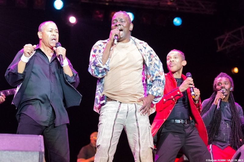 Earth, Wind & Fire with legendary singer Philip Bailey headlined the first night of last week's 65th annual Nice Jazz Festival on the French Riviera.