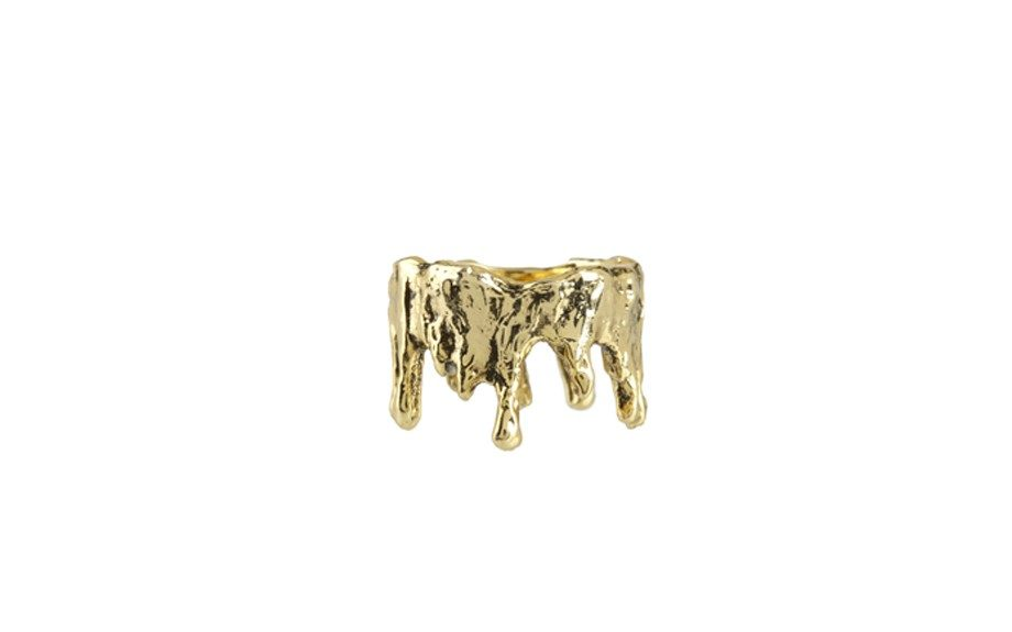 Obey Wax Drip Ring, $15 at 6pm.com