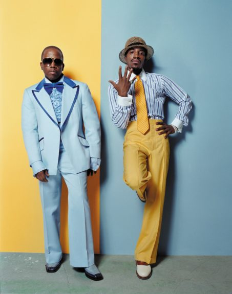 Does it get any funkier than theseeclectic Atlanta MCs?