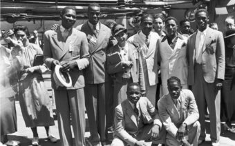 The Black Olympians: Class of 1936