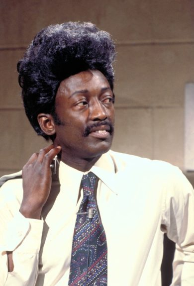"Garrett Morris was an original cast member<em>. </em>He won over audiences with recurring sketches as the inarticulate Dominican baseball player Chico Escuela, and ear-splitting translator for the deaf in <em><a href=""http://www.youtube.com/watch?v=g2Q0cyJSs04"">News for the Hard of Hearing</a>."
