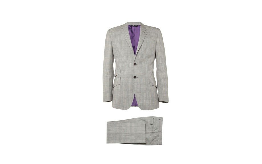 Paul Smith Byard Two-Button Suit, $1,395 at mrporter.com