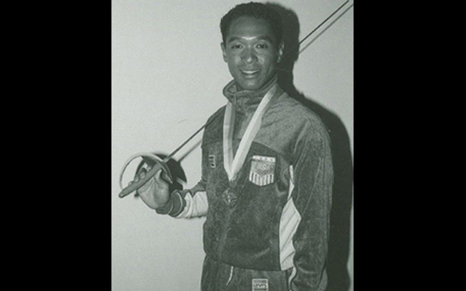 Peter Westbrook Westbrook won the bronze medal during the 1984 Summer Olympic Games in California for Fencing