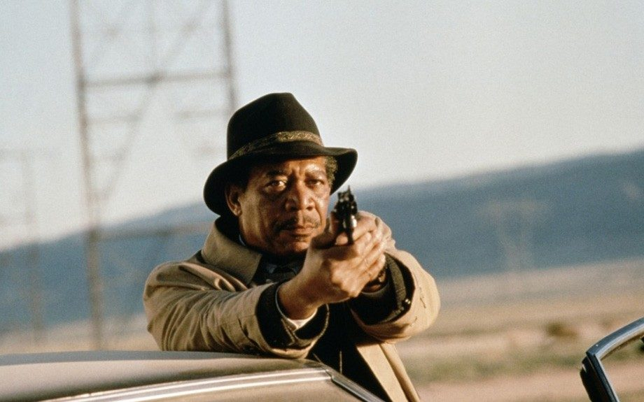 Morgan Freeman portrayed the role of seasoned police homicide Detective William Somerset in the horror thriller film Seven (1995.)