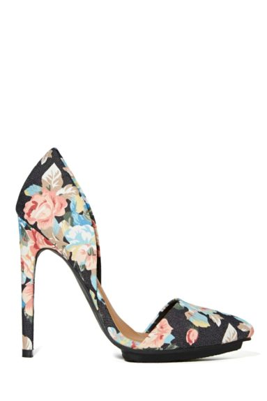 "<p style=""margin-left:.25in;""> 	Sass up any monochromic ensemble with these <a href=""http://www.nastygal.com/lookbooks-la-dolce-vita/shoe-cult-spring-fever-pump?utm_source=polyvore.com&utm_medium=feed&utm_campaign=pumps"" target=""_blank"">Shoe Cult Nicole Pumps, </a>, $78."