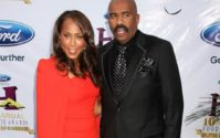 Steve Harvey, Marjorie HArvey