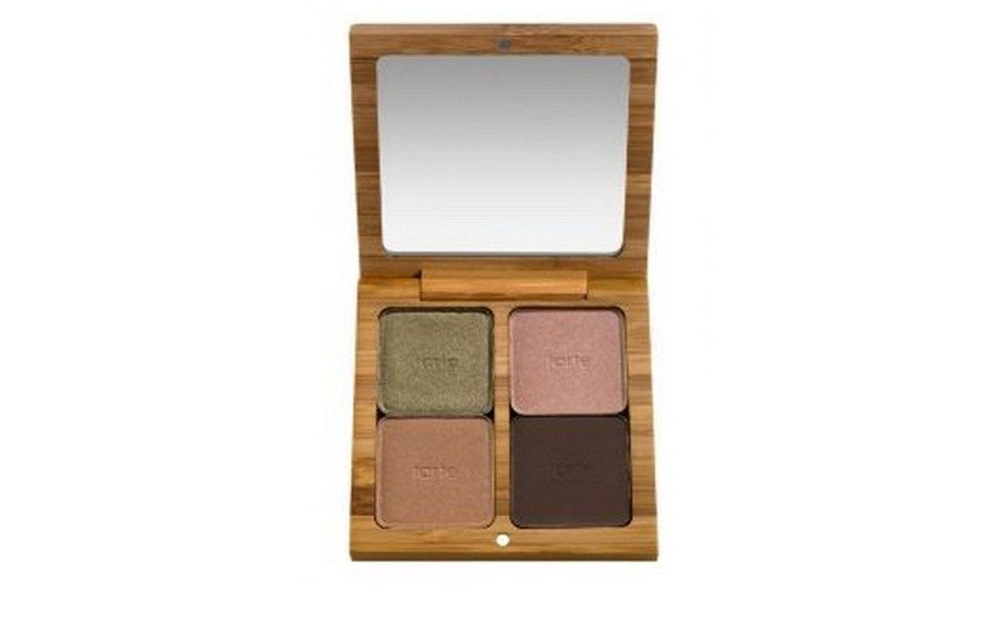 Tarte: Tarte Bambeautiful Amazonian Clay Eye Shadow Palette combines creamy mattes with subtle shimmers to highlight eyes with fall's deep color trends. $25, sephora.com