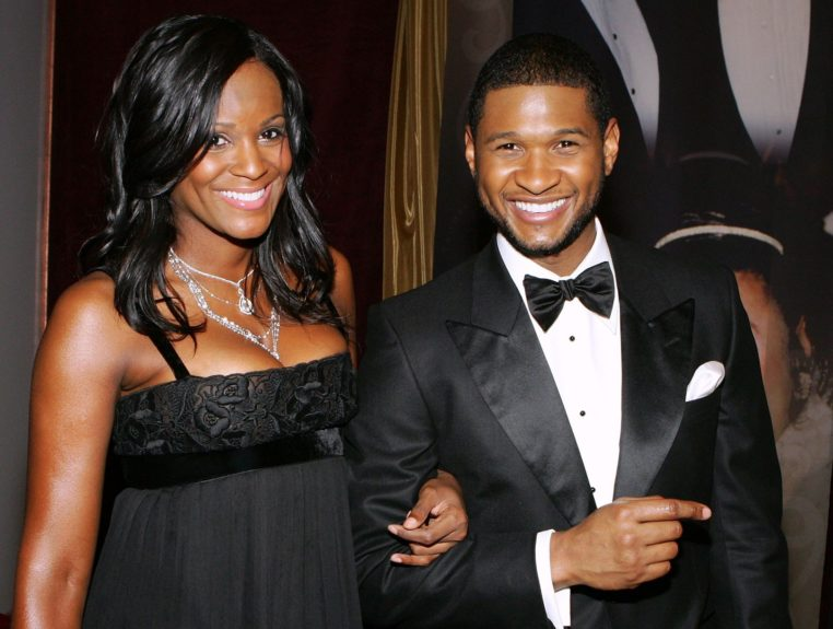 Usher found love and married Tameka Foster, a woman 7 years his senior, in 2007. However, in 2009 they divorced.