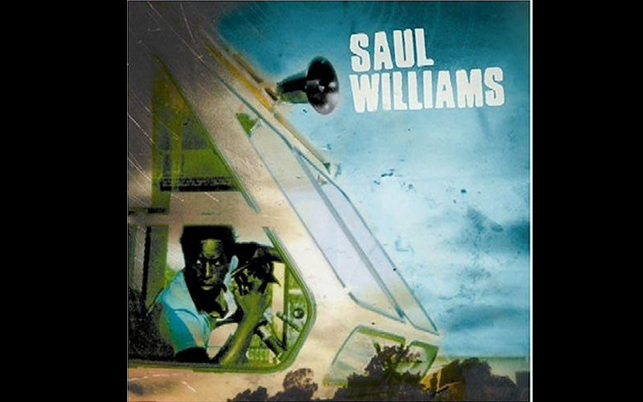 """Black Stacey"" by Saul Williams"
