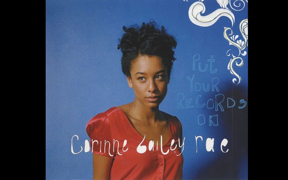 """Put Your Records On"" by Corrine Bailey Rae"