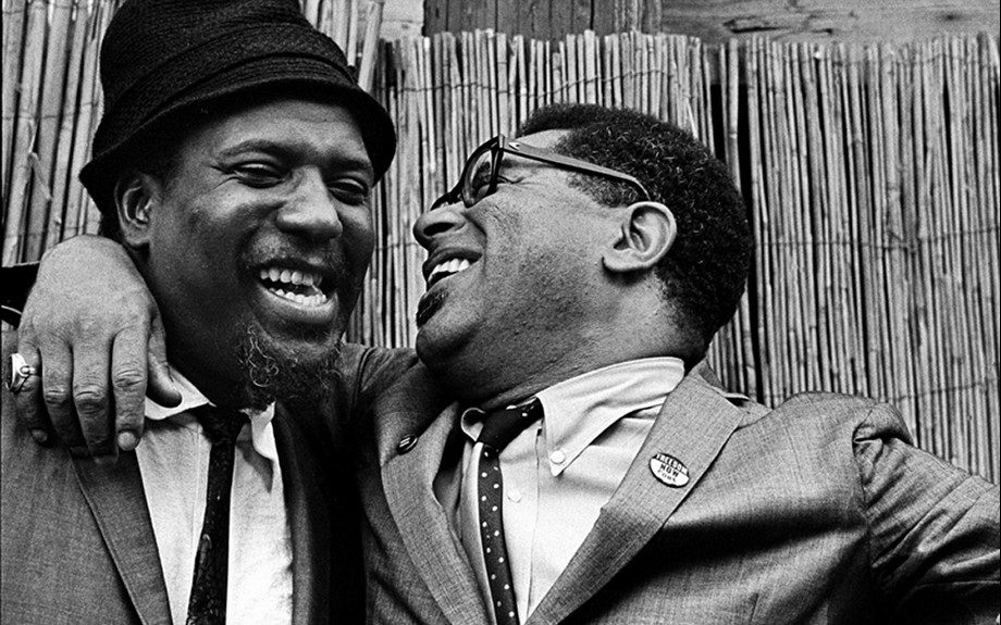 Thelonious Monk and Dizzy Gillespie