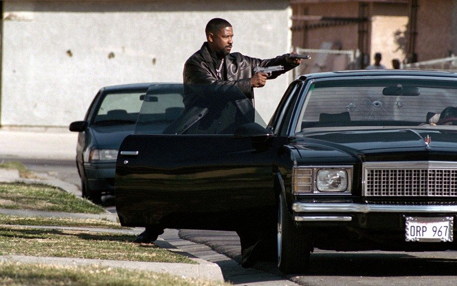 Denzel Washington won his first Oscar for his knock-out role as crooked, yet highly decorated LAPD narcotic detective Alonzo Harris in <em>Training Day </em>(2001.)