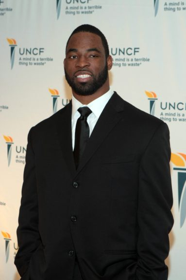 The Giants' Justin Tuck