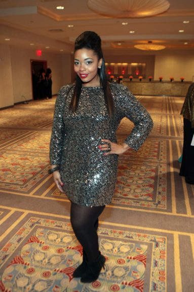 Model and Media Personality Chasity Saunders