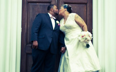 BLACK WEDDING STYLE: Couple Renews Vows After 10 Years
